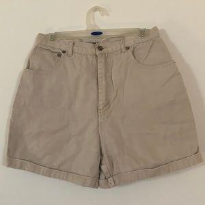 Vintage Jeanworks Highrise Shorts